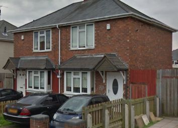 Thumbnail 3 bedroom semi-detached house for sale in Luce Road, Wolverhampton