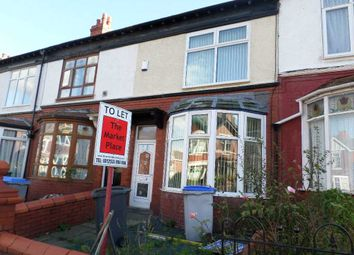 Thumbnail 4 bedroom property to rent in Gloucester Avenue, Blackpool