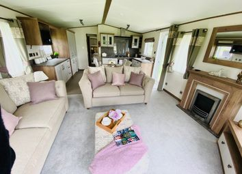 Thumbnail 2 bed lodge for sale in Kirkgate, Wisbech