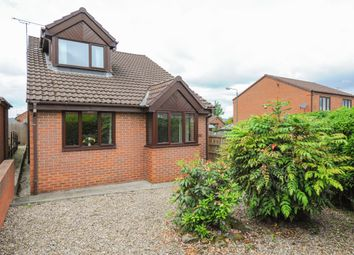 Thumbnail 4 bed detached house for sale in North Wingfield Road, Grassmoor, Chesterfield