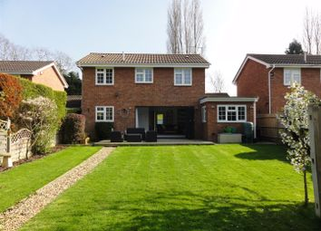 Thumbnail 4 bedroom detached house for sale in Warwick Gardens, Ashtead