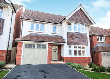 Thumbnail 4 bedroom detached house for sale in Blackmore Avenue, Bideford