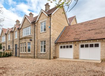 Thumbnail 4 bed semi-detached house for sale in St Joseph's Court, Aston, Oxfordshire