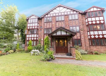 Thumbnail 2 bed flat for sale in Gawsworth Mews Gatley Road, Gatley, Cheadle