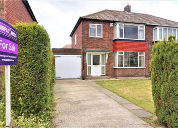 Thumbnail 3 bed semi-detached house for sale in Chapel House Road, Chapel House Estate