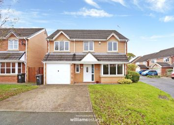 4 bed detached house for sale in Gardd Eirlys, Mynydd Isa, Mold CH7