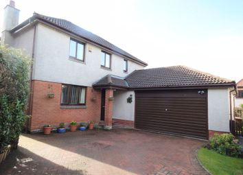 Thumbnail 5 bed detached house for sale in Murieston Park, Murieston, Livingston