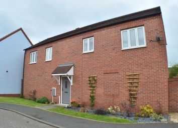 Thumbnail 2 bed flat for sale in Parnell Avenue, Lichfield