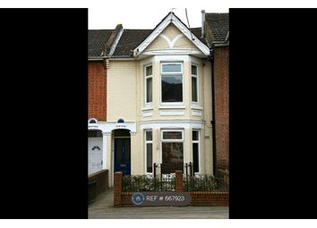 Thumbnail 5 bed flat to rent in Shakespeare Avenue, Southampton