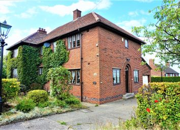 Thumbnail 4 bed detached house for sale in Fox Lane, Sheffield