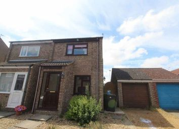 Thumbnail 2 bed semi-detached house for sale in Styles Close, Bradwell, Great Yarmouth