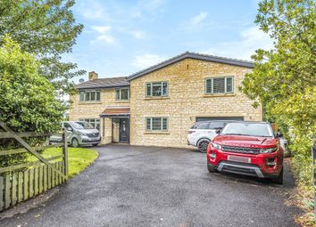 5 bed detached house for sale in Church Road, Wanborough, Wiltshire SN4