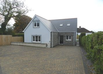 Thumbnail 4 bed detached bungalow for sale in Peace Haven, Haven Road, Haverfordwest, Pembrokeshire