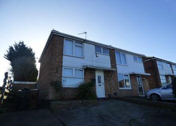 Thumbnail 3 bed semi-detached house for sale in Hayworth Road, Sandiacre, Nottingham, Nottinghamshire
