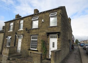 Thumbnail 2 bedroom end terrace house for sale in Fleece Street, Buttershaw, Bradford