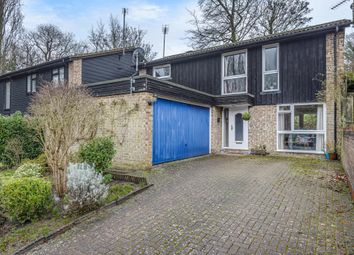 Thumbnail 4 bed detached house for sale in Sunninghill, Ascot
