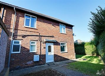 Thumbnail 2 bed end terrace house for sale in Pine Street, Hollingwood, Chesterfield, Derbyshire
