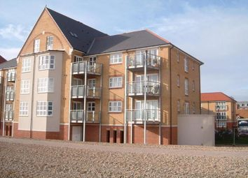 Thumbnail 2 bed flat for sale in Caroline Way, North Harbour Eastbourne