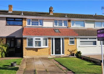 Thumbnail 3 bed terraced house for sale in Ulting Way, Wickford