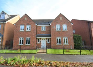 Thumbnail 4 bed detached house for sale in Surtees Street, Willington