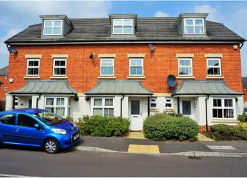 Thumbnail 4 bedroom town house for sale in Cirrus Drive, Reading