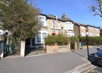 Thumbnail 3 bedroom flat to rent in Flat A, Earlham Grove, London