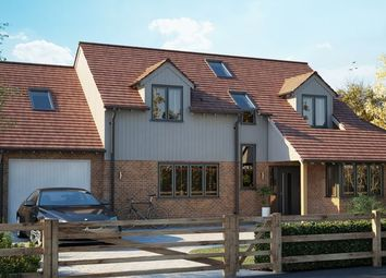 Thumbnail 4 bed detached house for sale in Blackboy Lane, Fishbourne