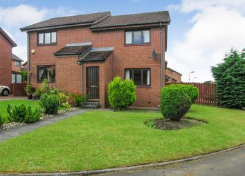 Thumbnail 2 bed semi-detached house for sale in Blenheim Place, Stenhousemuir, Larbert