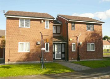 Thumbnail 1 bed flat to rent in 8 Stapleford Close, Newall Green, Manchester