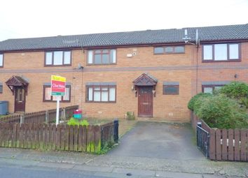 Thumbnail 3 bed terraced house to rent in Naseby Close, Prenton