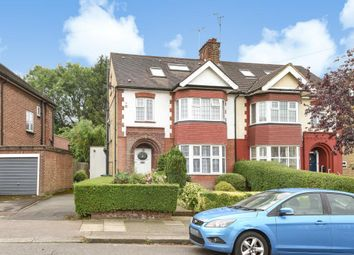 Thumbnail 4 bed semi-detached house to rent in Cissbury Ring North, London