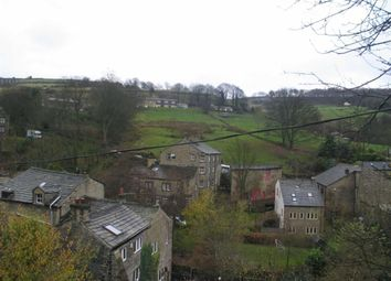 Thumbnail 1 bed flat to rent in High Street, Luddenden, Halifax