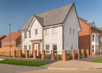 "Thumbnail 3 bedroom semi-detached house for sale in ""Morpeth"" at Henry Lock Way, Littlehampton"