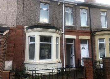 Thumbnail 3 bed terraced house to rent in Dunston Road, Dunston, Gateshead