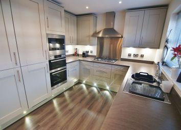 Thumbnail 4 bed terraced house for sale in Stile Close, Kirkham
