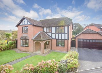 Thumbnail 5 bed detached house for sale in Coach Place, Newton Abbot