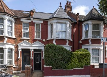 Thumbnail 3 bed terraced house for sale in St. Johns Avenue, London
