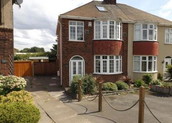 Thumbnail 4 bedroom semi-detached house for sale in Bentley Road North, Walsall, West Midlands