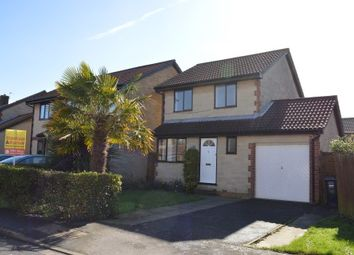 Thumbnail 3 bedroom detached house for sale in Coulson Drive, North Worle, Weston-Super-Mare