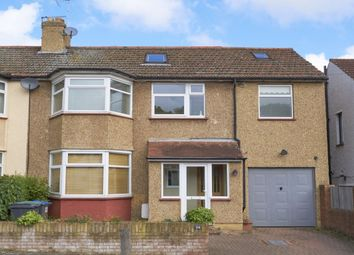 Thumbnail 5 bedroom semi-detached house to rent in Burney Avenue, Surbiton
