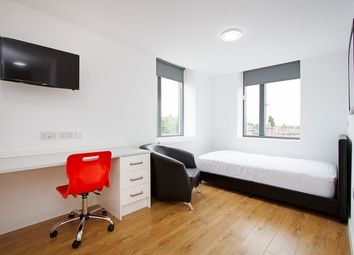 Thumbnail 1 bed flat to rent in Hassell Street, Newcastle Under Lyme