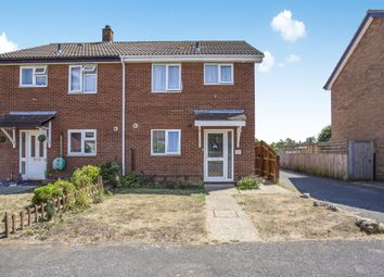 Thumbnail 2 bed semi-detached house for sale in Farrow Close, Leiston
