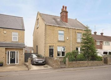 Thumbnail 4 bed semi-detached house for sale in Hollinsend Road, Sheffield, South Yorkshire