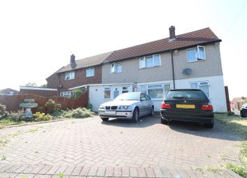 Thumbnail 3 bed semi-detached house for sale in Farnol Road, Dartford