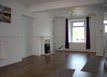 Thumbnail 3 bedroom terraced house to rent in Verig Street, Manselton, Swansea
