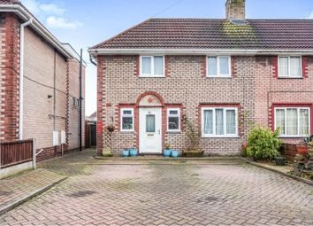 Thumbnail 2 bed semi-detached house for sale in Melchett Crescent, Northwich