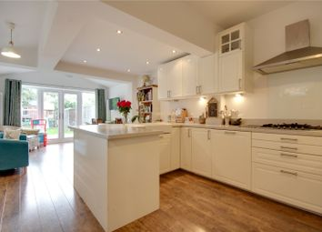 Thumbnail 4 bed semi-detached house for sale in Claremont Road, Staines-Upon-Thames, Surrey