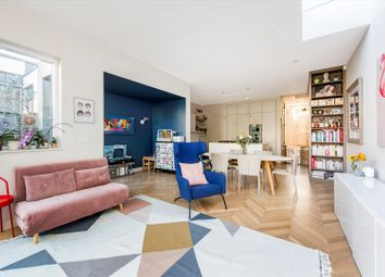 Thumbnail 5 bed semi-detached house for sale in Hardinge Road, London NW10.