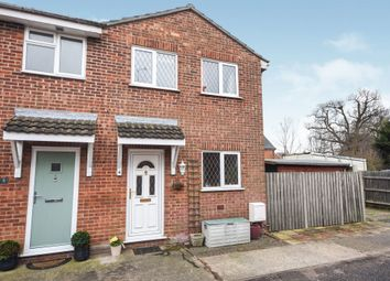 Thumbnail 2 bed end terrace house for sale in Stour Court, Braintree