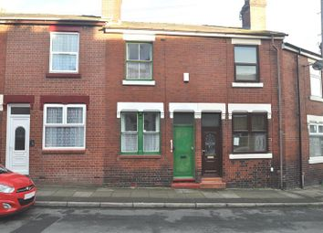 Thumbnail 2 bedroom terraced house for sale in Clare Street, Basford, Stoke-On-Trent